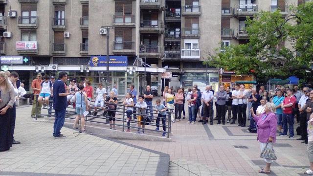 """""""APEL ZA ODBRANU KOSOVA I METOHIJE"""" PREDSTAVLJEN SMEDEREVCIMA"""