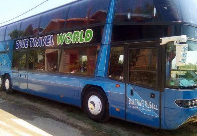 "UHAPŠEN VLASNIK ""BLUE TRAVEL WORLD-a"""