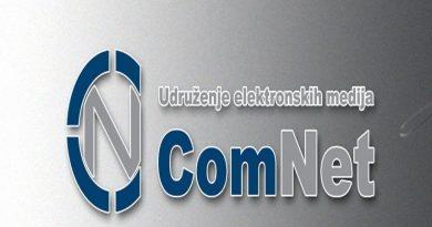 """""""ComNet"""": НАЈОШТРИЈЕ ОСУДЕ НАПАДА НА НОВИНАРЕ, СНИМАТЕЉЕ И ФОТОРЕПОРТЕРЕ"""
